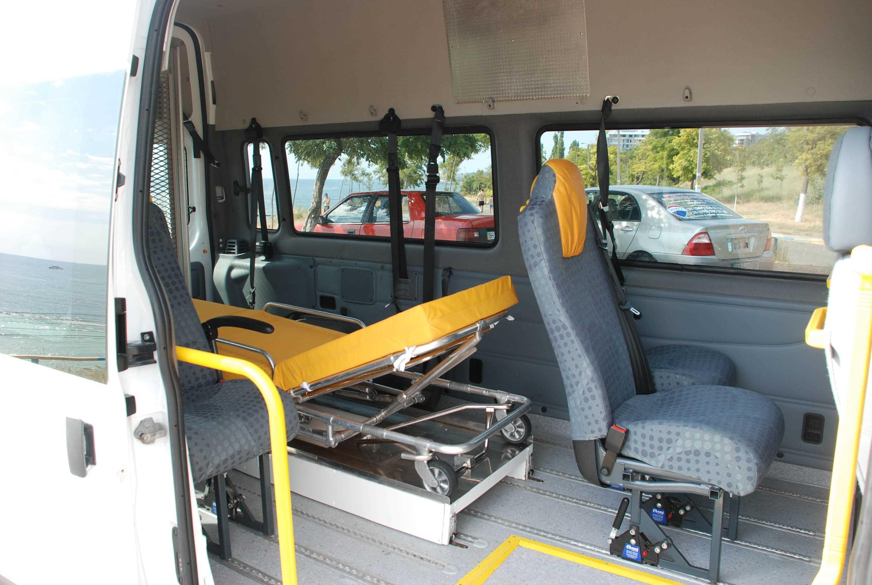 Перевозка инвалидов колясочников в Киеве